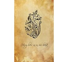 Harry Potter lives on in our hearts Photographic Print
