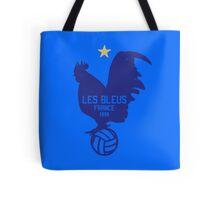 Les Bleus Tote Bag