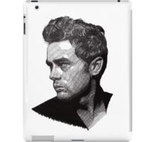 James iPad Case/Skin