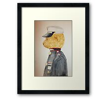 America's Hero - Marines Framed Print