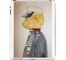 America's Hero - Marines iPad Case/Skin