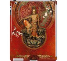 Kwanyin on Red iPad Case/Skin