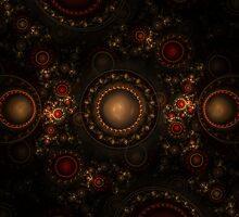 Summoner Series - Baaj Temple by James Headrick
