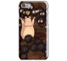 Soot Sprites - Spirited Away iPhone Case/Skin