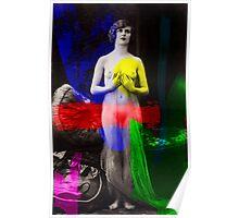 Artist Muse RGB Poster