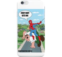 Family Guy Amazing Fantasy 15 Homage iPhone Case/Skin