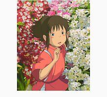 Running through the Flowers - Spirited Away Unisex T-Shirt