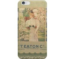 Victorian/Edwardian Illustration IPhone iPhone Case/Skin