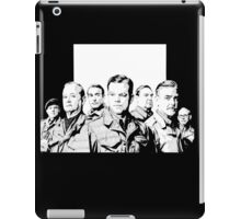 The Monuments Men iPad Case/Skin