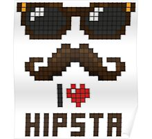 I luv hipsta! Poster