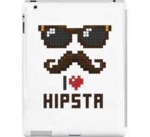I luv hipsta! iPad Case/Skin
