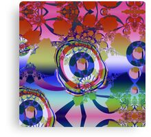 The Fractal Abstract Canvas Print
