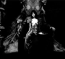 Castlevania: Dark Lords Chair by Annabeldz