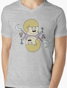 death kid Mens V-Neck T-Shirt
