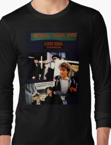Vintage Duran Duran  Long Sleeve T-Shirt