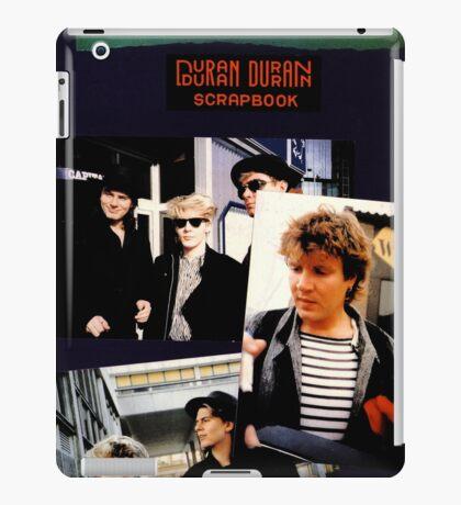 Vintage Duran Duran  iPad Case/Skin