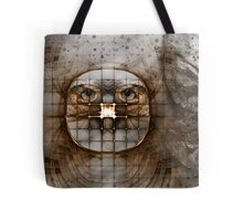 Watcher Of The Skies Tote Bag