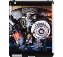 VW Engine iPad Case/Skin