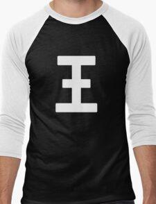 "Iwa-chan's ""King"" Tank Top Design Men's Baseball ¾ T-Shirt"