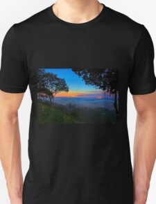 Dawn In The Cajas Range Of The Andes T-Shirt