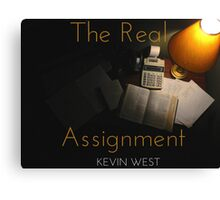 The Real Assignment Canvas Print