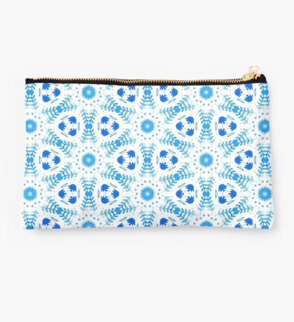 Moroccan Flowers Studio Pouch