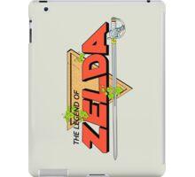 The Legend of Zelda Logo iPad Case/Skin
