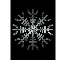 Aegishjalmur / Helm of Awe - reel steel Photographic Print