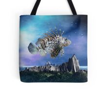 The Fish (Schindleria Praematurus)  Tote Bag