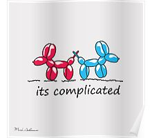 its complicated  Poster