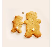 Ginger Bears Photographic Print