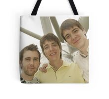 James, Oliver and Matthew Tote Bag