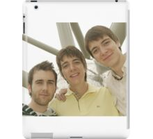 James, Oliver and Matthew iPad Case/Skin