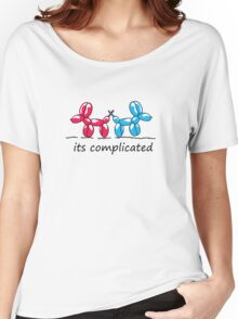 its complicated  Women's Relaxed Fit T-Shirt