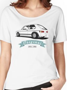 MKI OG Golf Graphic Women's Relaxed Fit T-Shirt