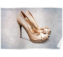 All you need are shoes Poster