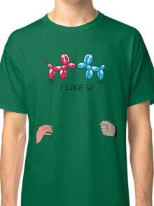 i like u  Classic T-Shirt