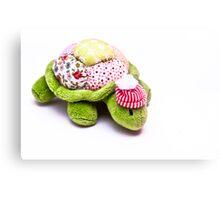 Toy Tortoise Metal Print