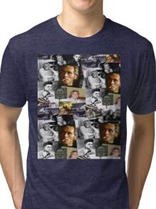 BILLY FURY through the ages Tri-blend T-Shirt