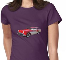 Buick Estate Wagon Womens Fitted T-Shirt