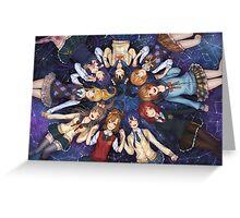 Love Live! - Constellation (Horizontal) Greeting Card