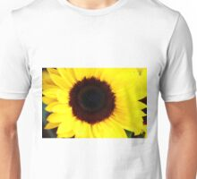 Simple Sunflower Unisex T-Shirt