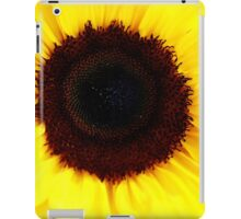 Simple Sunflower iPad Case/Skin