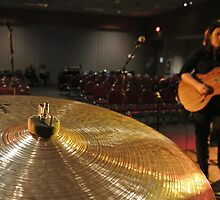 Guitar Cymbal  by salyersjessica