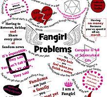 Fangirl Problems  by Kirstie Rutter