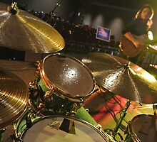 I Play Drums.  by salyersjessica