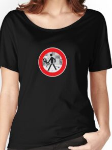 Urbex Crossing Euro Women's Relaxed Fit T-Shirt