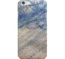 Rain Storm in Oil Pastels iPhone Case/Skin