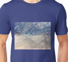 Rain Storm in Oil Pastels Unisex T-Shirt