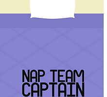 Nap Team Captain by EmilyQuinlan
